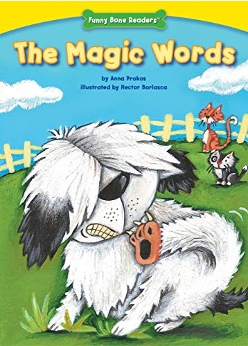 9781936163076: The Magic Words (Character Education: Respect) (Funny Bone Readers: Developing Character)