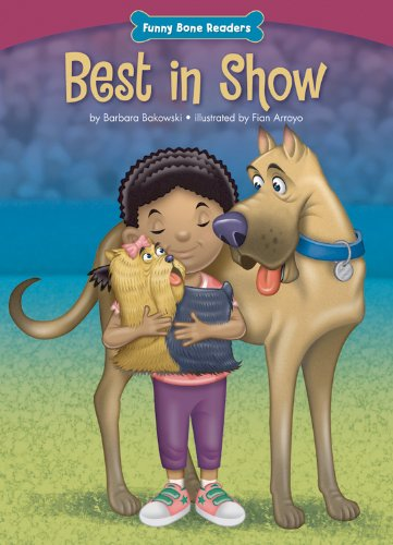 9781936163557: Best in Show (Funny Bone Readers: Living Healthy)