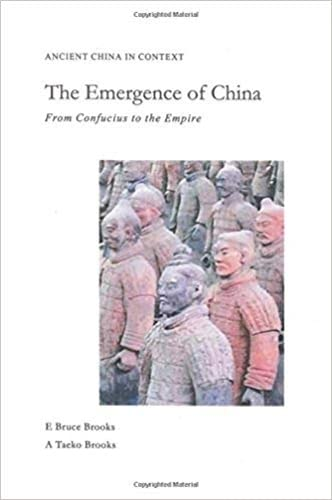 9781936166350: The Emergence of China: From Confucius to the Empire (Ancient China in Context)