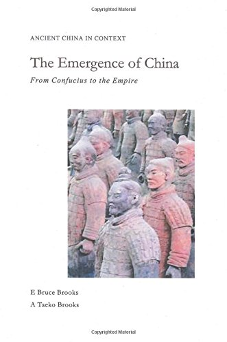 9781936166756: The Emergence of China: From Confucius to the Empire (Ancient China in Context)