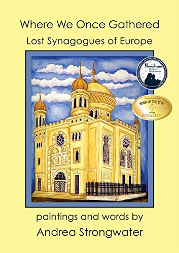 9781936172498: Where We Once Gathered, Lost Synagogues of Europe