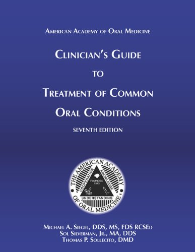 9781936176038: Clinician's Guide Treatment of Common Oral Conditions w/CD (Clinician's Guides)