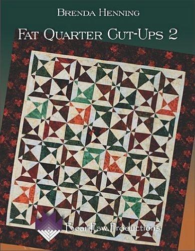 9781936207060: Fat Quarter Cut-Ups 2