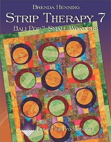 9781936207077: Strip Therapy 7: Bali Pop Small Wonders