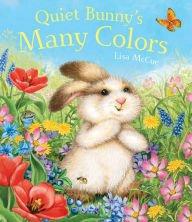9781936216659: Quiet Bunny's Many Colors