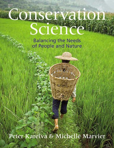 9781936221066: Conservation Science: Balancing the Needs of People and Nature