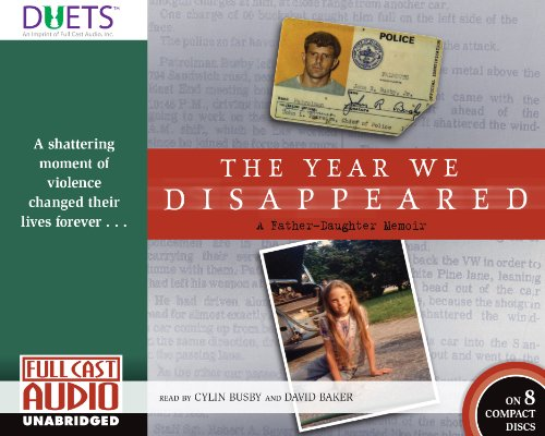 9781936223091: The Year We Disappeared