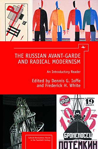 9781936235292: The Russian Avant-Garde and Radical Modernism: An Introductory Reader (Cultural Syllabus)