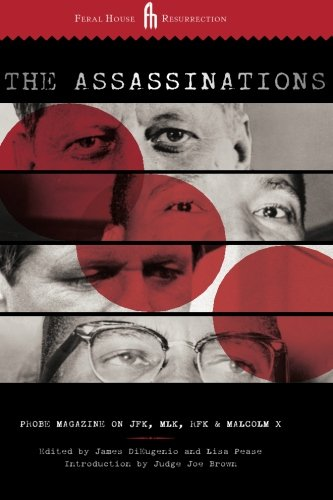9781936239375: The Assassinations: Probe Magazine on JFK, MLK, RFK and Malcolm X