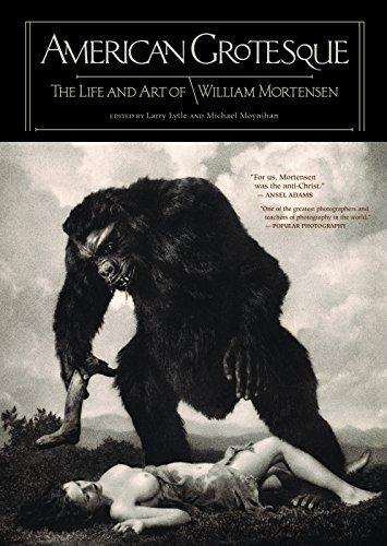 American Grotesque (Hardcover): Michael Moynihan