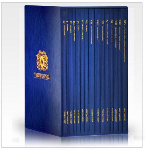 Complete GMAT Course Set - 15 Books: Veritas Prep