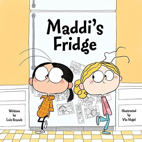 9781936261291: Brandt, L: Maddi's Fridge