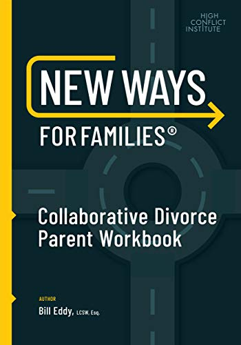 9781936268061: New Ways for Families Collaborative Parent Workbook