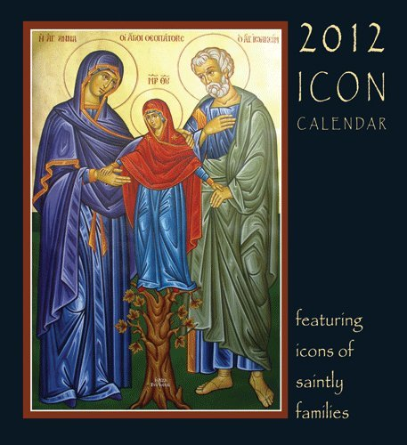 9781936270354: 2012 Orthodox Icon Calendar