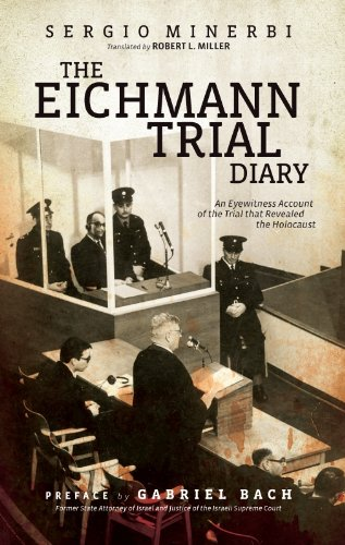 9781936274215: The Eichmann Trial Diary