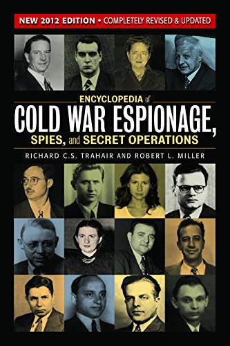9781936274253: Encyclopedia of Cold War Espionage, Spies, and Secret Operations