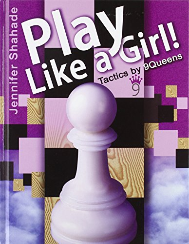 9781936277032: Play Like a Girl!: Tactics by 9Queens