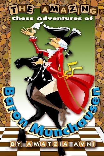 9781936277322: The Amazing Chess Adventures of Baron Munchausen