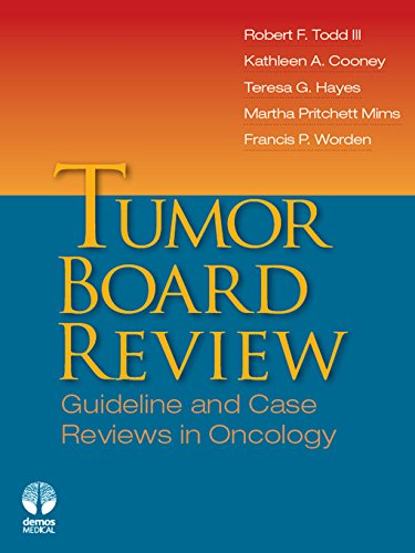 9781936287178: Tumor Board Review: Guideline and Case Reviews in Oncology