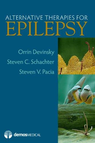 Alternative Therapies For Epilepsy: Orrin Devinsky MD;