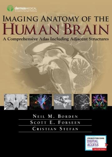 9781936287741: Imaging Anatomy of the Human Brain: A Comprehensive Atlas Including Adjacent Structures