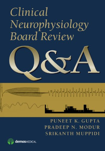 9781936287871: Clinical Neurophysiology Board Review Q&A