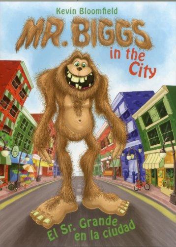 9781936299249: Mr. Biggs in the City / El Sr, Grande en la ciudad
