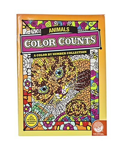 9781936300037: Color Counts: Animals