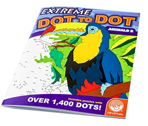 9781936300143: Extreme dot to dot - Animals 2