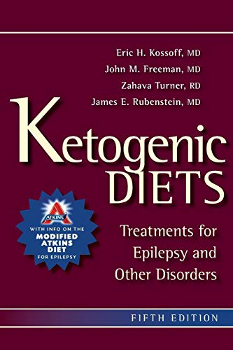9781936303106: Ketogenic Diets: Treatments for Epilepsy and Other Disorders