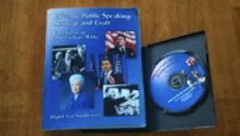 9781936306817: Effective Public Speaking: Strategy and Craft with CD