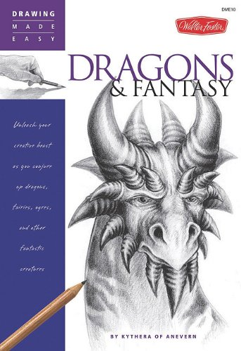 9781936309146: Dragons & Fantasy (Drawing Made Easy)
