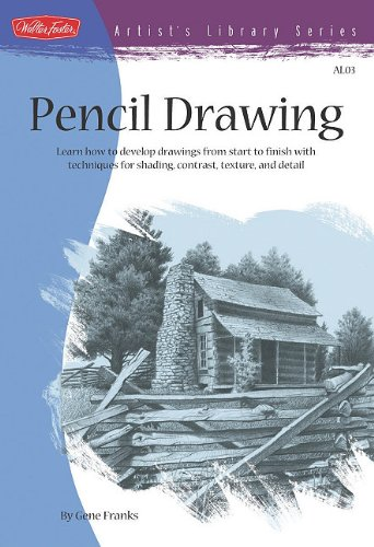 Pencil Drawing (Artist's Library) (1936309246) by Gene Franks