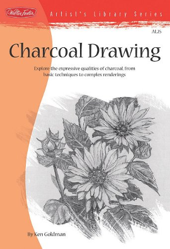 9781936309269: Charcoal Drawing (Artist's Library)