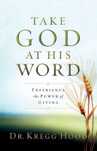 9781936314195: Take God At His Word