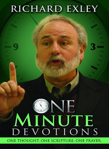9781936314904: One Minute Devotions: One Thought, One Scripture, One Prayer