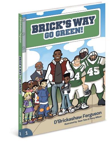 Brick's Way Go Green: D'Brickashaw Ferguson