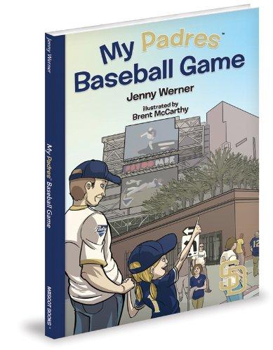 9781936319473: My Padres Baseball Game
