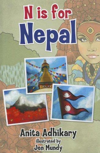 N Is For Nepal: Anita Adhikary