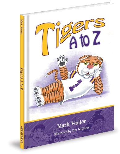9781936319732: Tigers A to Z