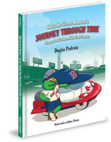 9781936319831: Wally The Green Monster's Journey Through Time