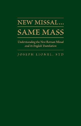 9781936320196: New Missal Same Mass
