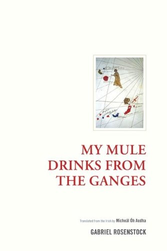 My mule drinks from the Ganges; a travelogue: Gabriel. Rosenstock