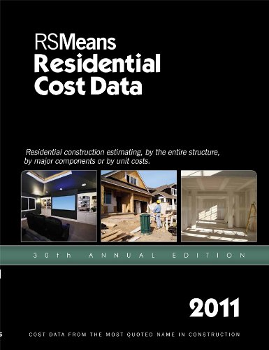 RSMeans Residential Cost Data 2011