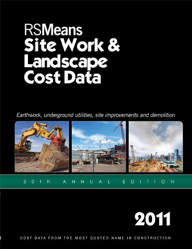 RS Means Site Work & Landscape Cost