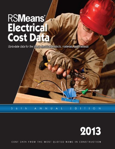 9781936335589: RSMeans Electrical Cost Data 2013