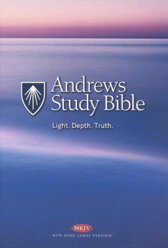 9781936337002: Andrews Study Bible