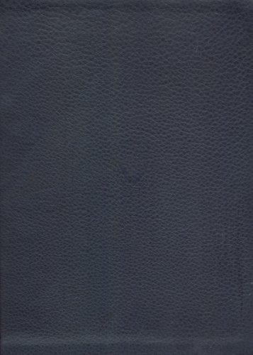 9781936337057: Andrews Study Bible (Premium Fine Leather Black)