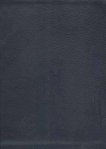 9781936337057: Andrews Study Bible (Premium Fine Leather Black)