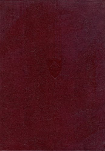 9781936337071: Andrews Study Bible (Bonded Leather Burgundy)